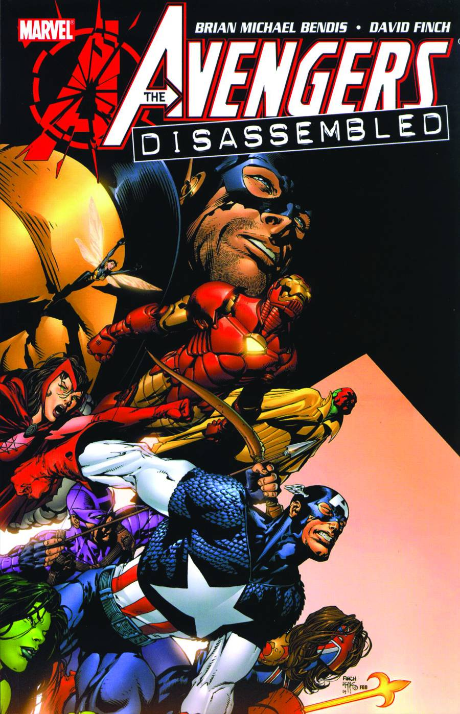 Avengers: Disassembled TP - Used