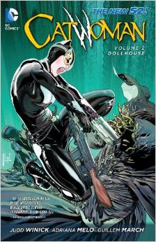 Catwoman: Volume 2: Dollhouse TP - Used