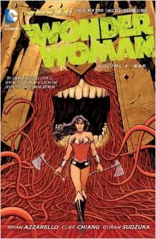 Wonder Woman: Volume 4: War HC - Used