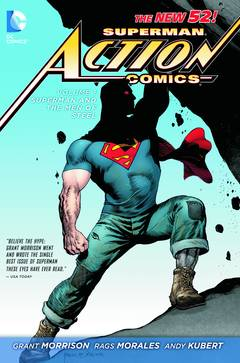 Superman Action Comics: Volume 1: Superman Men of Steel (N52) TP - Used