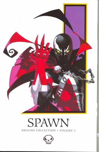Spawn: Origins: Volume 4 TP