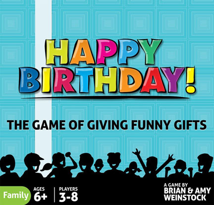 Happy Birthday: The Game of Giving Funny Gifts
