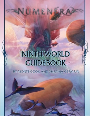 Numenera: Ninth World Guidebook HC