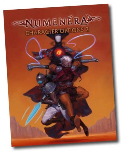 Numenera: Character Options 2 - Used