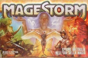 MageStorm Board Game - USED - By Seller No: 20 GOB Retail