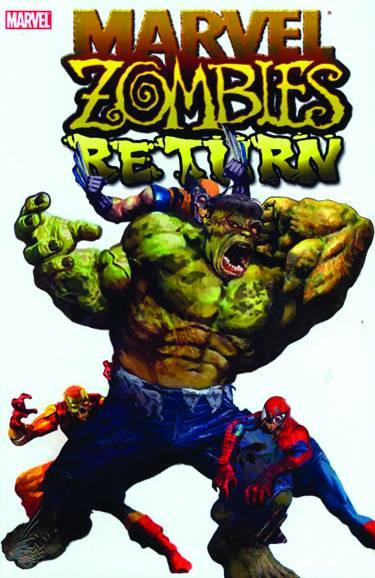Marvel Zombies: Return HC - Used