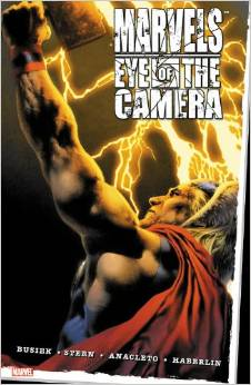 Marvels: Eye of the Camera TP