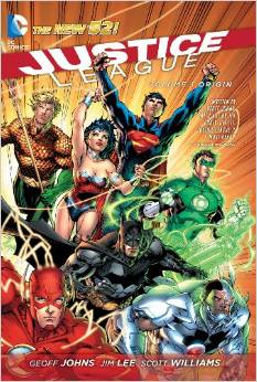Justice League: Volume 1: Origin TP
