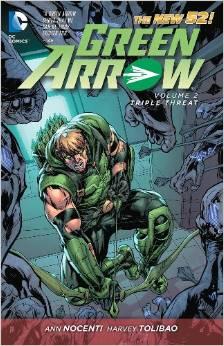 Green Arrow: Volume 2: Triple Threat TP - Used