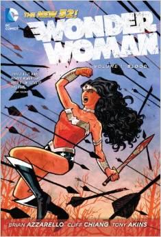 Wonder Woman: Volume 1: Blood HC - Used