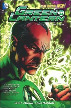 Green Lantern: Volume 1: Sinestro TP