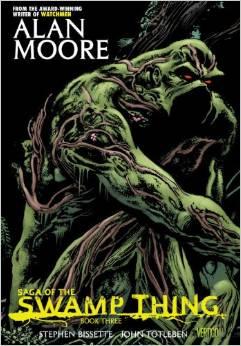 Saga of the Swamp Thing: Book 3 TP
