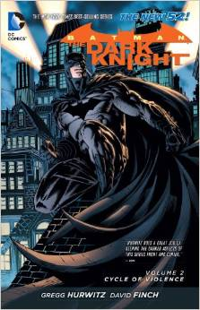 Batman the Dark Knight: Volume 2: Cycle of Violence TP