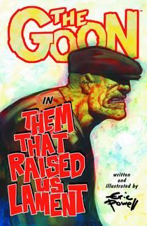 The Goon: Volume 12: Them that Raised Us Lament TP