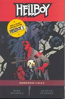 Hellboy: Volume 8: Darkness Calls TP