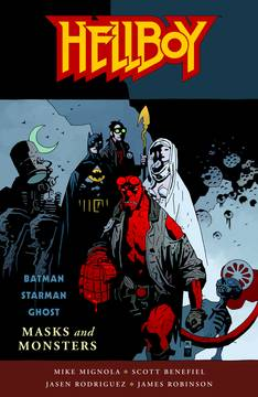 Hellboy: Masks and Monsters TP
