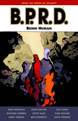 BPRD: Being Human TP