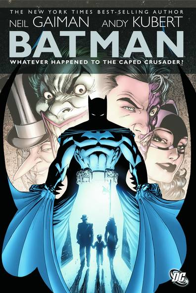 Batman: Whatever Happened to the Caped Crusader TP