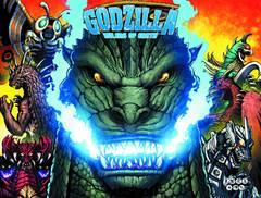 Godzilla Rulers of Earth: Volume 1 TP