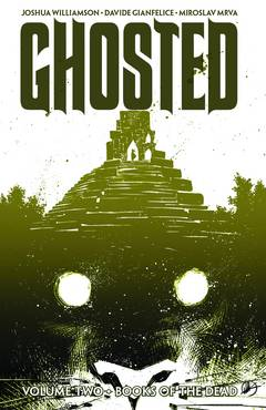 Ghosted: Volume 2: Books of the Dead TP - Used