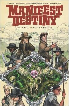 Manifest Destiny: Volume 1 TP