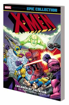 X-Men: Epic Collection: Children of Atom TP