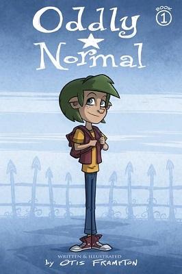 Oddly Normal: Volume 1 TP