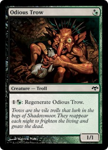 Odious Trow