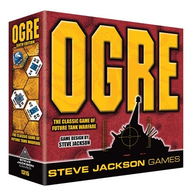 OGRE Board Game (Sixth Edition)