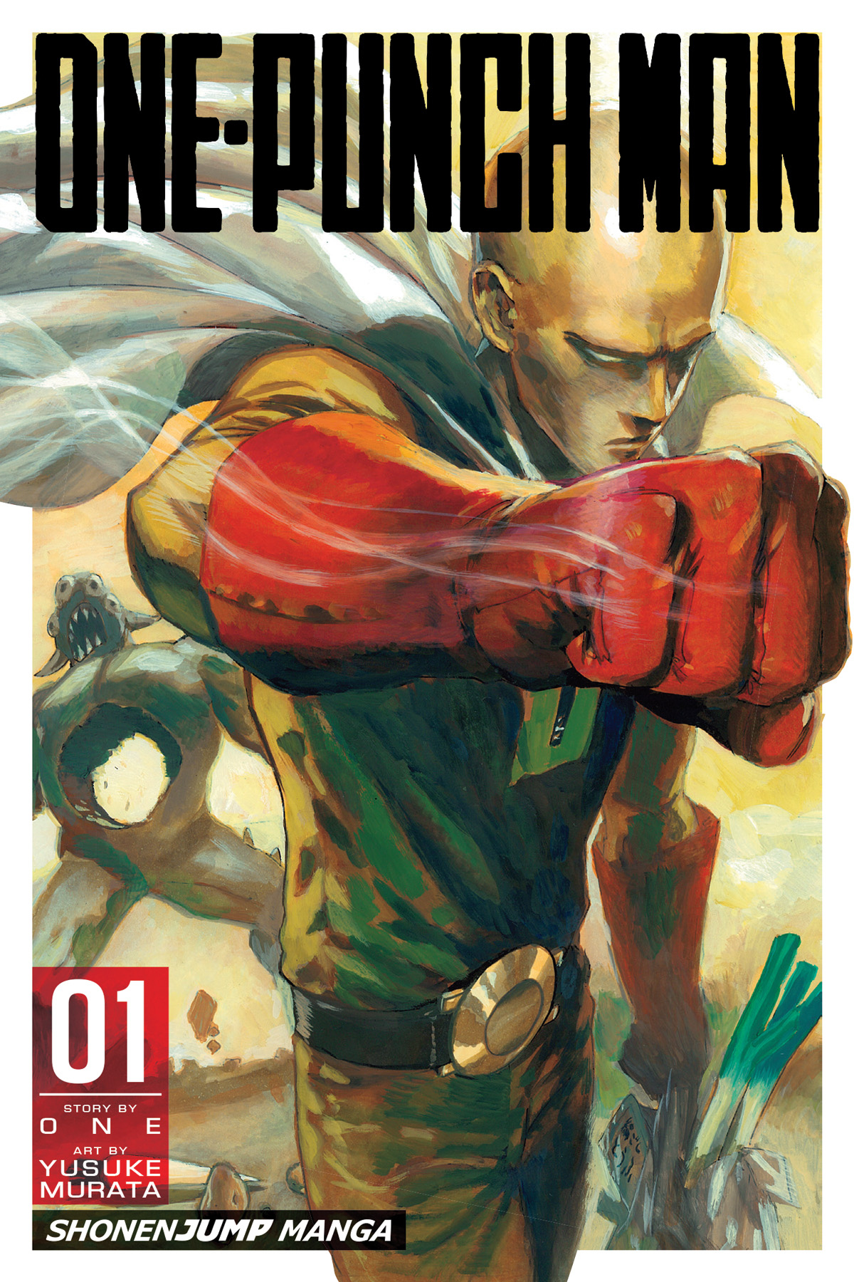One Punch Man: Volume 1 TP