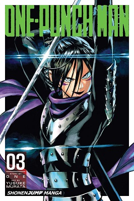 One Punch Man: Volume 3 TP