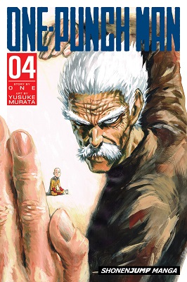 One Punch Man: Volume 4 TP