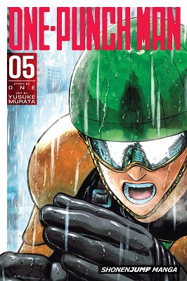 One Punch Man: Volume 5 TP