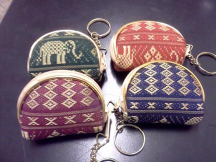 Oriental Change Bag