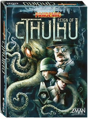 Pandemic: Reign of Cthulhu