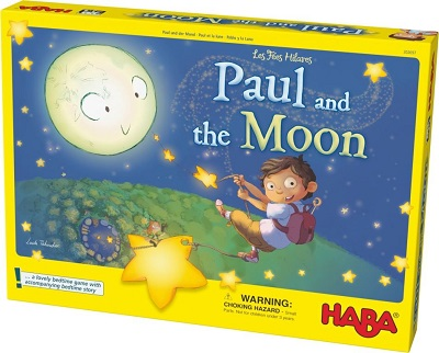 Paul and the Moon Card Game