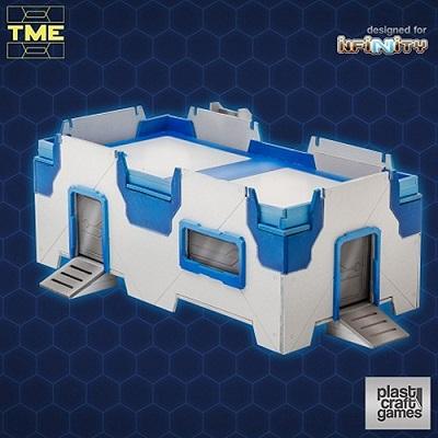 Plast Craft Infinity Terrain: TME: Double Module