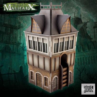 Plast Craft Malifaux Terrain: The Tower