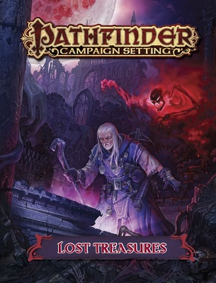 Pathfinder: Campaign Setting: Lost Treasures