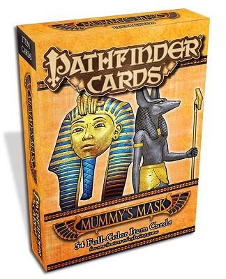 Pathfinder: Cards: Mummys Mask Item Cards Deck