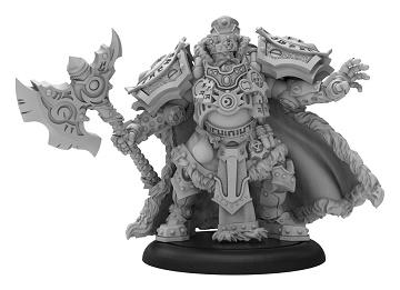 Warmachine: Khador: Greylord Forge Seer Man-o-War 33122