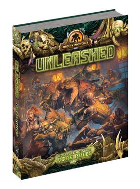 Iron Kingdoms: Unleashed RPG Core Rules HC - Used