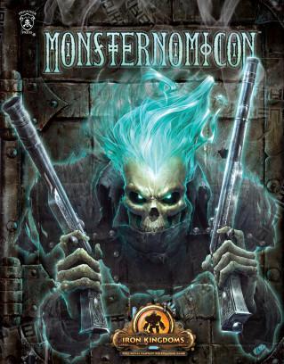Iron Kingdoms: Full Metal Fantasy: Monsternomicon - Used