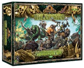 Iron Kingdoms: Unleashed RPG Adventure Kit