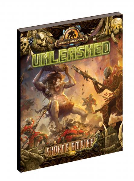 Iron Kingdoms: Unleashed RPG: Skorne Empire