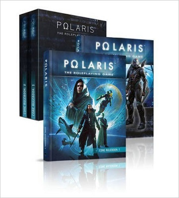 POLARIS: Core Rulebook Set - Used