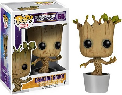 Funko POP: Guardians of the Galaxy: Dancing Groot