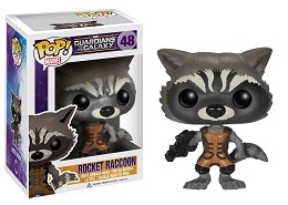 Pop! Marvel: Guardians of the Galaxy: Rocket Raccoon
