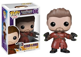 Pop! Marvel: Guardians of the Galaxy: Star Lord