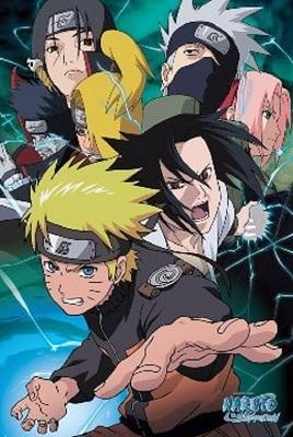 Naruto: Team 7 Poster (24x36)